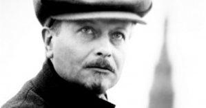 Nikolai Bukharin. Reprodução