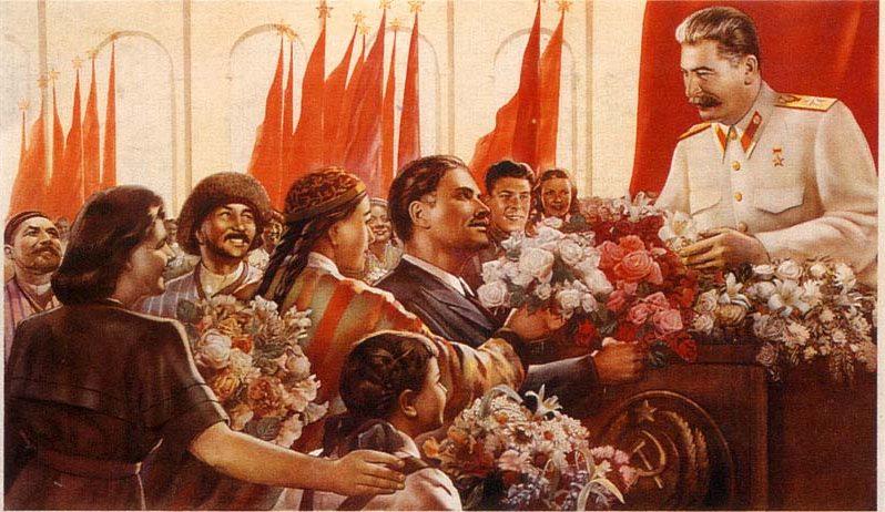 As origens e os significados do stalinismo