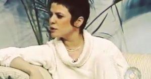Elis Regina em entrevista à RBS em setembro/1981.