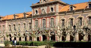 Palácio do Parlamento da Catalunha - Reprodução