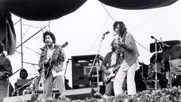 Os anos 60 e a música de protesto
