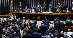 O deputado Rodrigo Maia comanda sessão na Câmara dos Deputados – Luis Macedo / Câmara dos Deputados