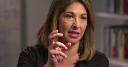 A jornalista Naomi Klein - Reprodução