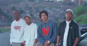 Os Racionais MC's em foto de 2001 - KLAUS MITTELDORF