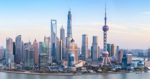 Vista da cidade de Shangai - Reprodução