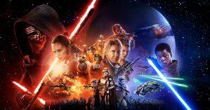 Pôster do Star Wars. Reprodução