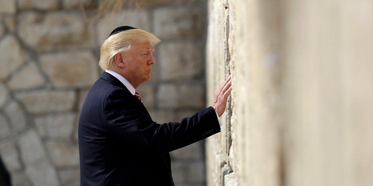 O que há por trás da transferência da embaixada dos EUA para Jerusalém?