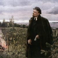 A verdadeira personalidade de Lenin