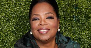 Oprah Winfrey em 2011. Crédito: Todd Williamson/WireImage