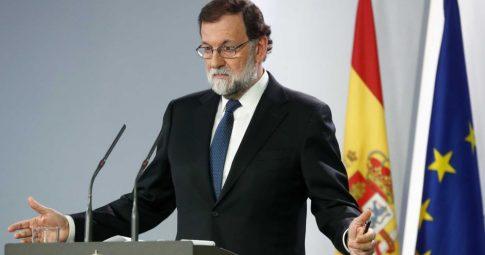 O primeiro-ministro espanhol Mariano Rajoy - Reuters: Juan Carlos Hidalgo