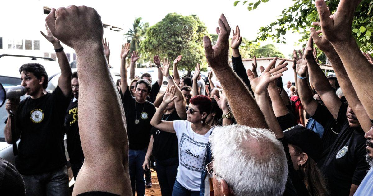 Rio Grande do Norte sob insegurança governamental