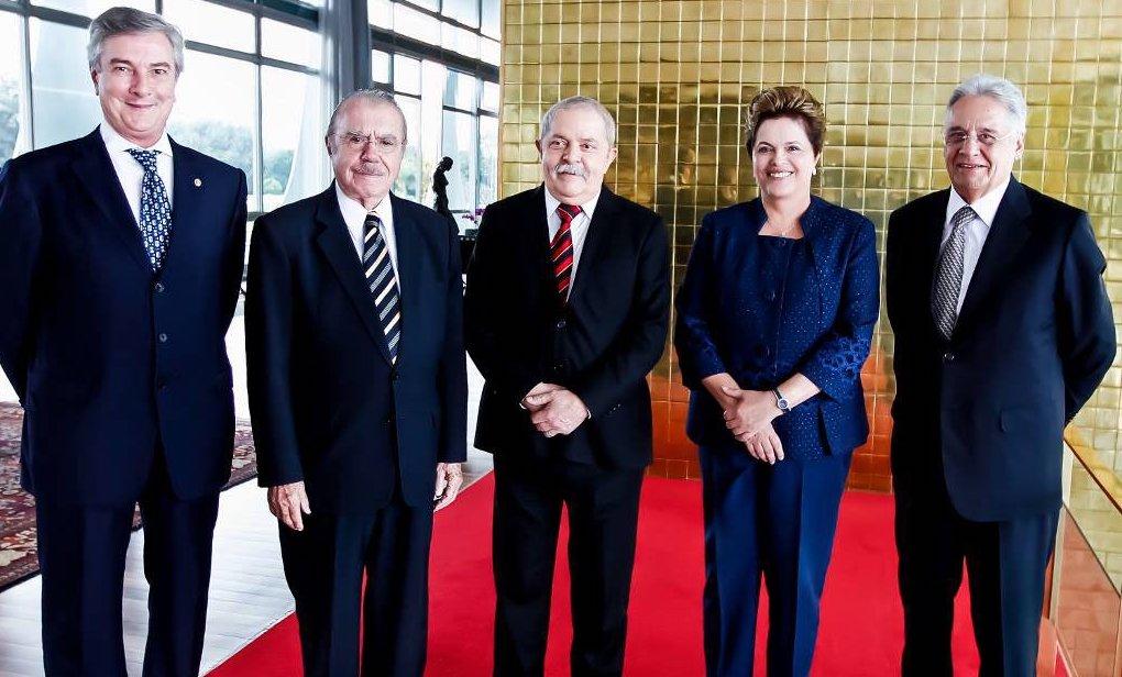 Pacto das elites na História política dos últimos 35 anos do Brasil