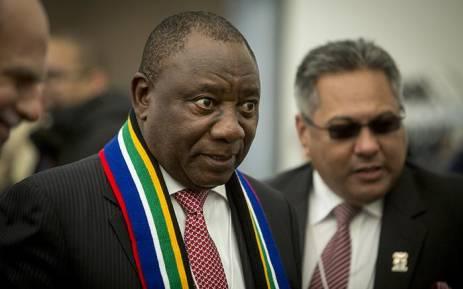 Cyril Ramaphosa não é a resposta