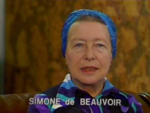 Simone de Beauvoir, 110