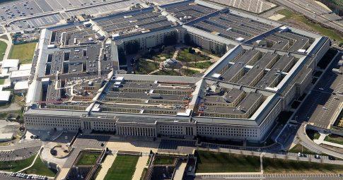 O Pentágono, sede do Departamento de Defesa dos EUA - Reprodução