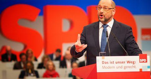 Martin Schulz. Crédito: SPD Schleswig-Holstein