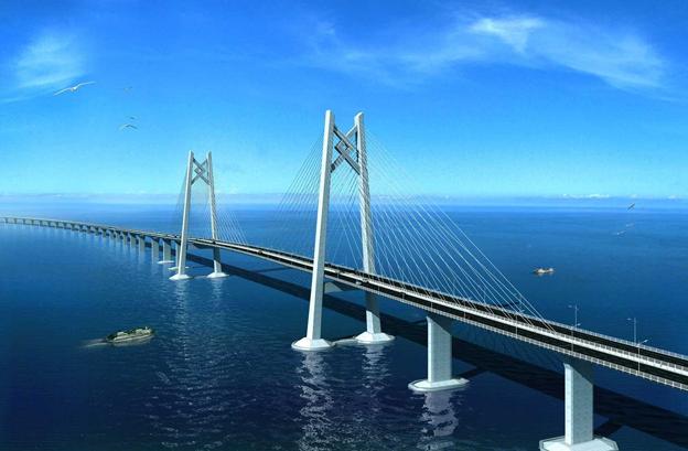 A ponte de Hong Kong e a estratégia de globalização da China