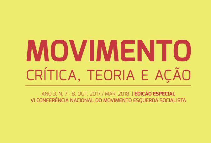 Debate lança Revista Movimento em São Paulo