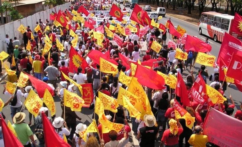 """O PSOL deve defender um programa anticapitalista e se posicionar contra o """"Manifesto Unidade para Reconstruir o Brasil"""""""