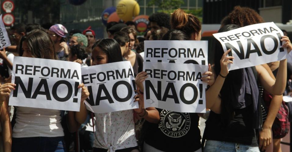 Reforma do Ensino Médio: os excluídos do interior