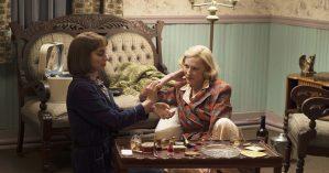 """Rooney mara e Cate Blanchet em cena de """"Carol"""" - Wilson Webb/Cortesia Everett"""