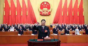O presidente chinês Xi Jinping - Reprodução