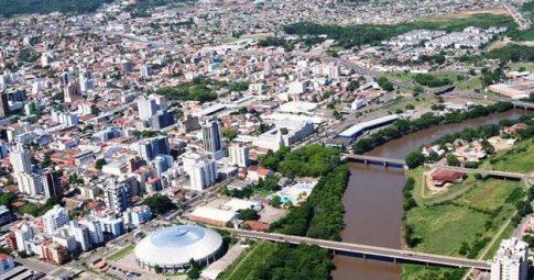 Vista de São Leopoldo - Reprodução
