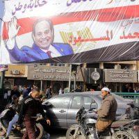 Farsa eleitoral no Egito