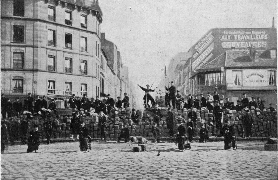 A Comuna de Paris e as Tarefas da Ditadura Democrática