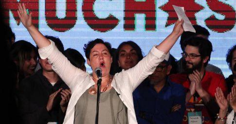 Uma nova esquerda se fortalece no Chile – Frente Ampla