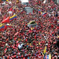 """""""A elite que governa desde a morte de Chávez iniciou o desmonte da revolução bolivariana"""""""