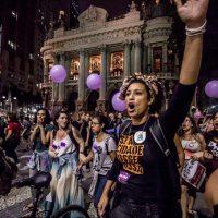 Justiça e luta por Marielle Franco