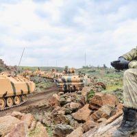 Afrin ocupado pela Turquia: a luta continua