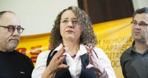 Luciana Genro no Dopinha| Foto: Ramiro Furquim/Sul21