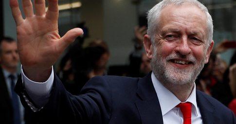 O líder trabalhista Jeremy Corbyn - Peter Nicholls/Reuters