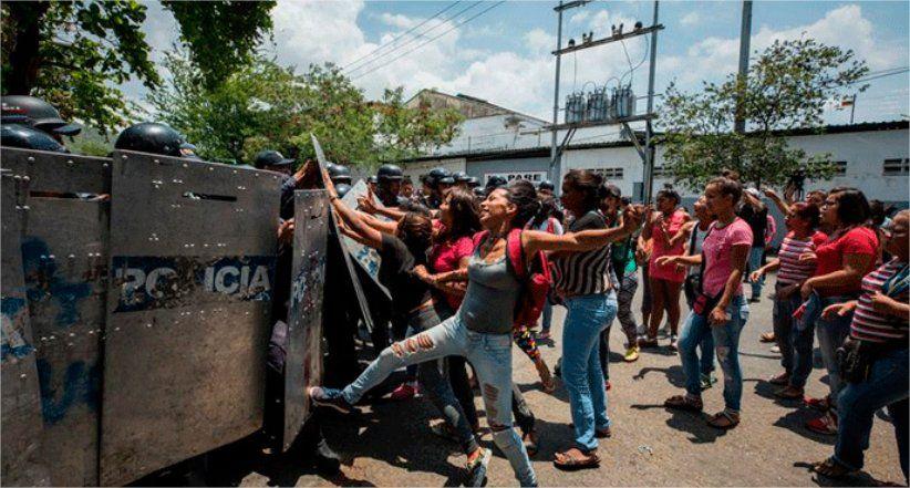 """""""Crise carcerária e o Massacre de Carabobo: O estado é responsável"""""""