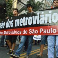 Metroviários de SP são readmitidos e Governo PSDB se desmoraliza