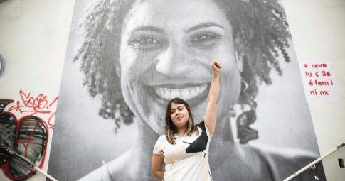 A vereadora Sâmia Bomfim (PSOL) - Lucas Lima/UOL