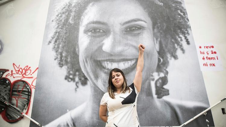 Um retrato de Sâmia Bomfim
