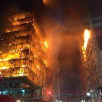 Sobre o 1º de Maio: tragédia em São Paulo, lutas e tarefas