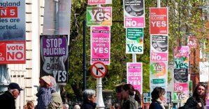 Referendo na Irlanda conseguiu alterar a rigorosa legislação anti-aborto no país.