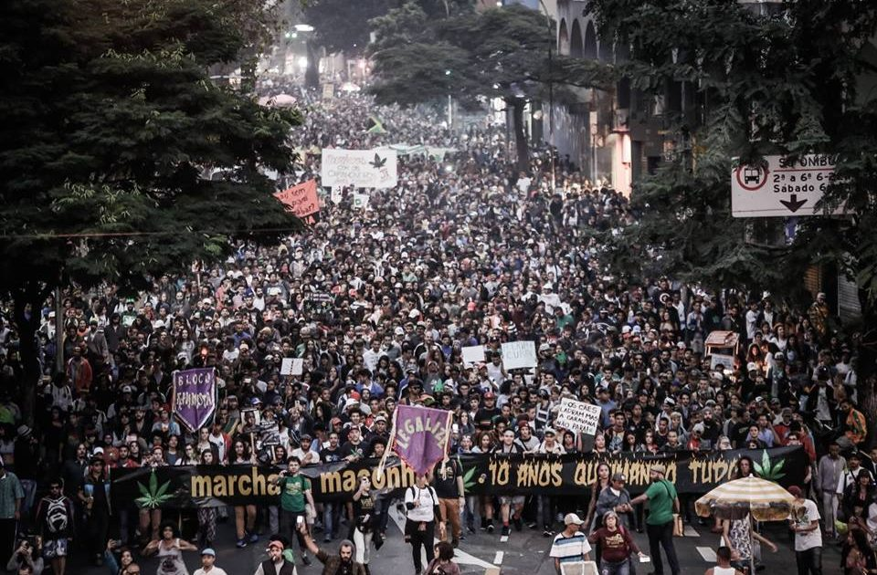 A Marcha dos Cem mil, 50 anos depois