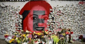 Memorial para Savita Halappanava - Reprodução