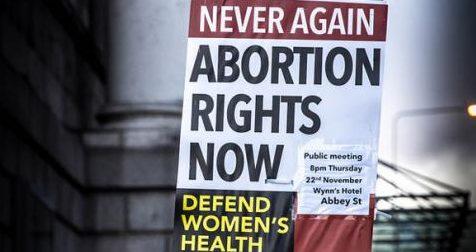 Referendo ao aborto na Irlanda — o que é preciso saber