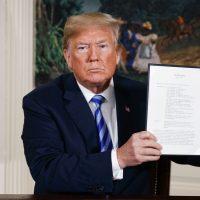 A arriscada aposta de Trump contra o pacto nuclear iraniano