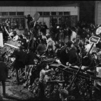 A noite das barricadas há 50 anos em Paris
