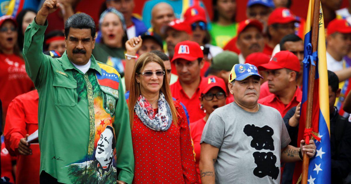 Carta a Dom Diego Armando Maradona
