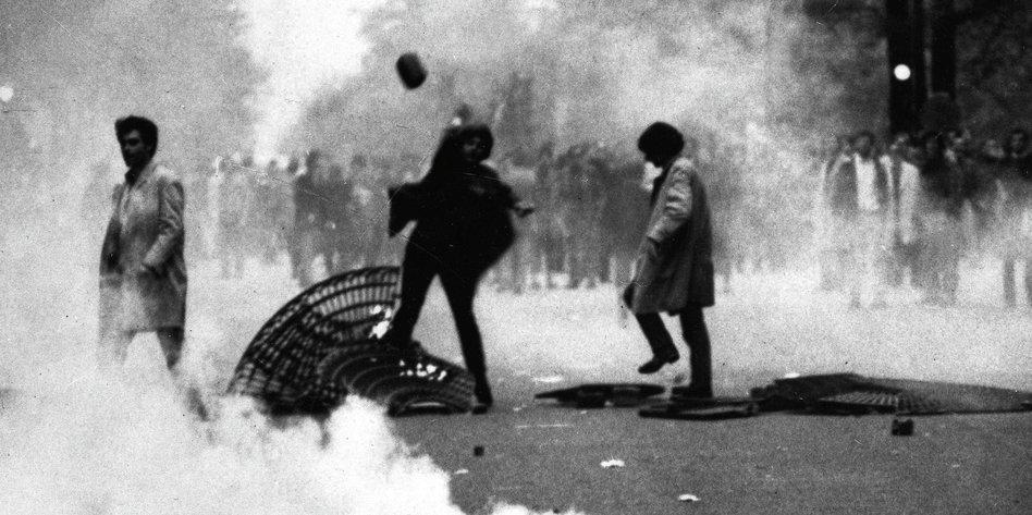 As Revoluções de 68: os cinquenta anos do Maio francês estão muito longe de ser meras comemorações