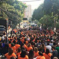 Paralisação dos professores da rede particular de São Paulo!