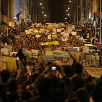 ARQUIVO: Aos amigos ativistas de esquerda que estão confusos neste momento